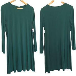 Dresses & Skirts - 4 for $25 green swing dress